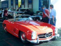 Mercedes Benz 1960 300SL Roadster 2