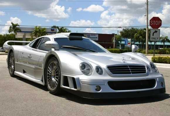 2000 Mercedes Benz CLK GT AMG