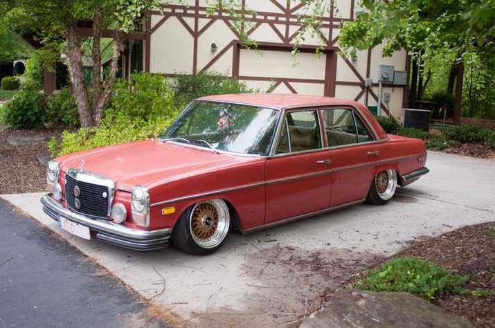 Mercedes w 115