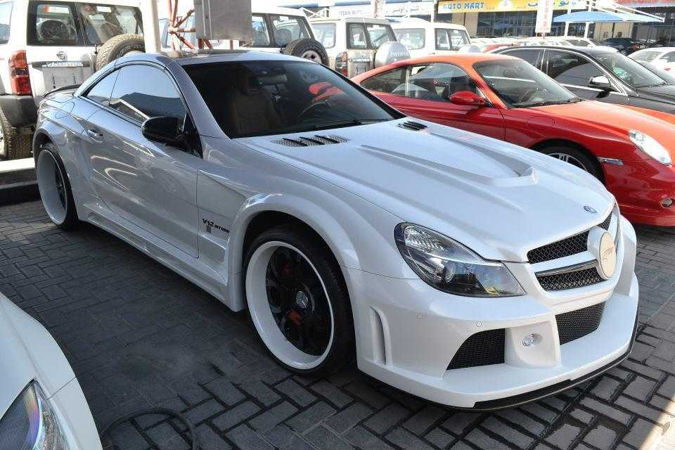 Mercedes v 12 Amg