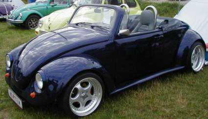 Wolksvagen beetle