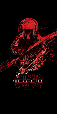 Minimalist star wars wallpaper 1