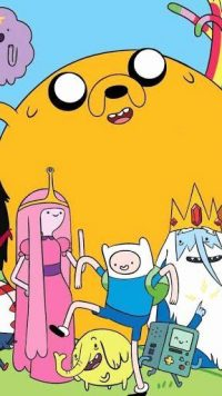 Adventure Time Wallpaper 34