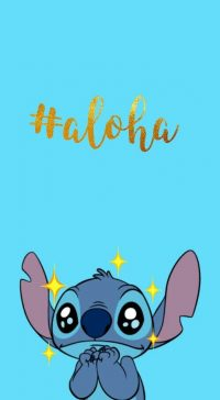 Stitch wallpaper 26