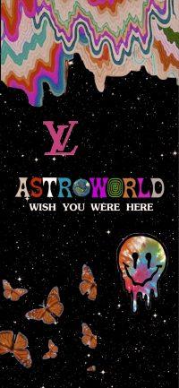 Astroworld Wallpaper 17