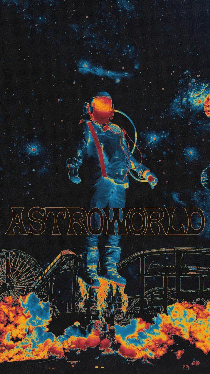 Astroworld Wallpaper 1