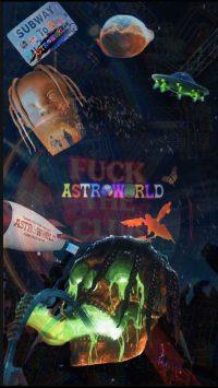 Astroworld Wallpaper 44