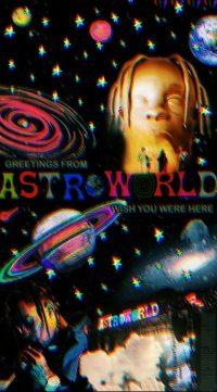 Astroworld Wallpaper 42