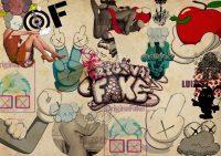 Kaws wallpaper 34