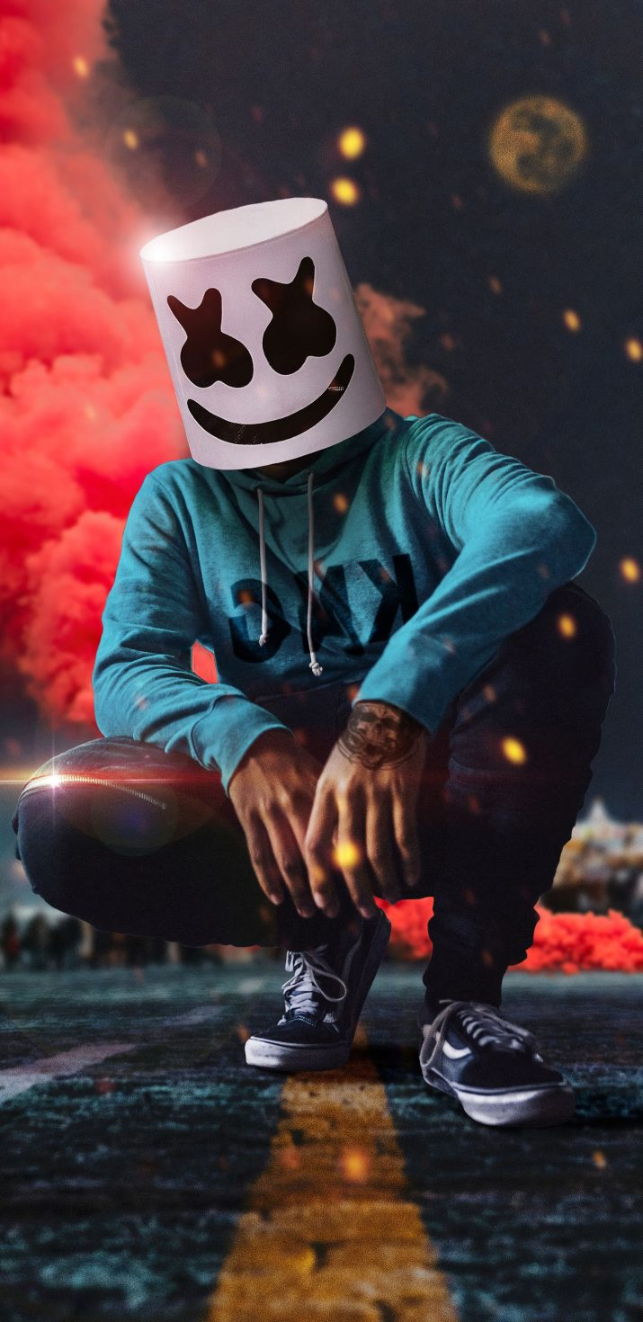 Marshmello wallpaper 1