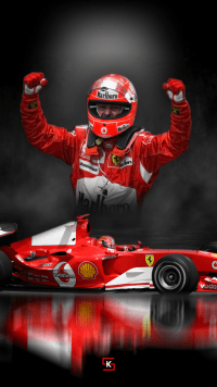 Schumacher Wallpaper 13