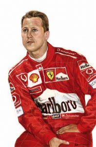 Schumacher Wallpaper 2