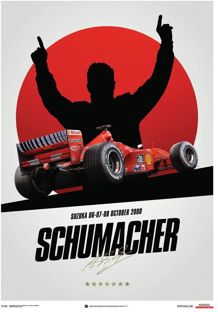 Schumacher Wallpaper 1