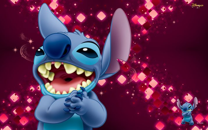 Stitch Wallpaper 1