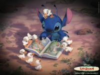 Stitch wallpaper 49