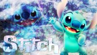 Stitch wallpaper 37