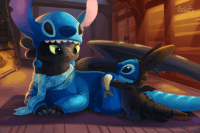 Stitch Wallpaper 6
