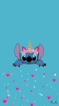 Stitch Wallpaper 3