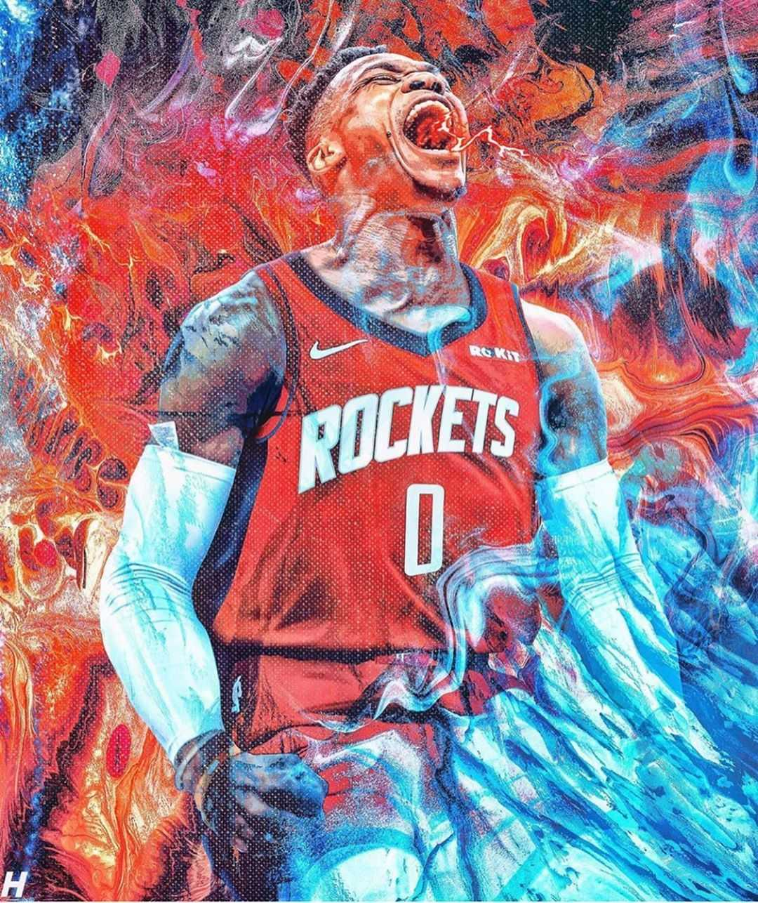 Russell Westbrook Wallpaper