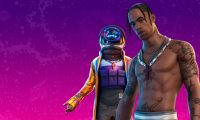 Fortnite Travis Scott Wallpaper 2