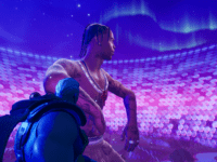 Fortnite Travis Scott Wallpaper