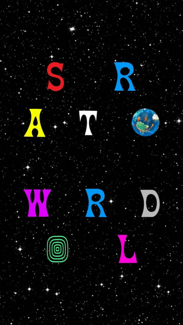 Astroworld Wallpaper