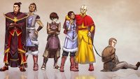 Avatar the last air bender wallpaper 18