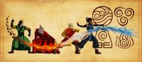 Avatar the last air bender wallpaper 12