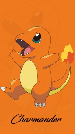 Charmander iphone wallpaper 3