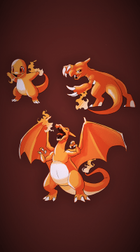 Charmander iphone wallpaper 12
