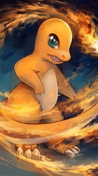 Charmander iphone wallpaper 8