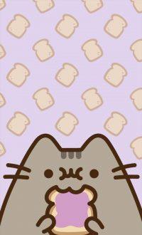 Cute pusheen wallpaper 29