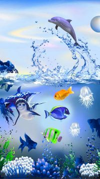 Underwater Wallpaper 48