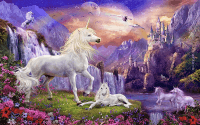 Unicorn wallpaper 28