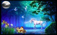 Unicorn wallpaper 23