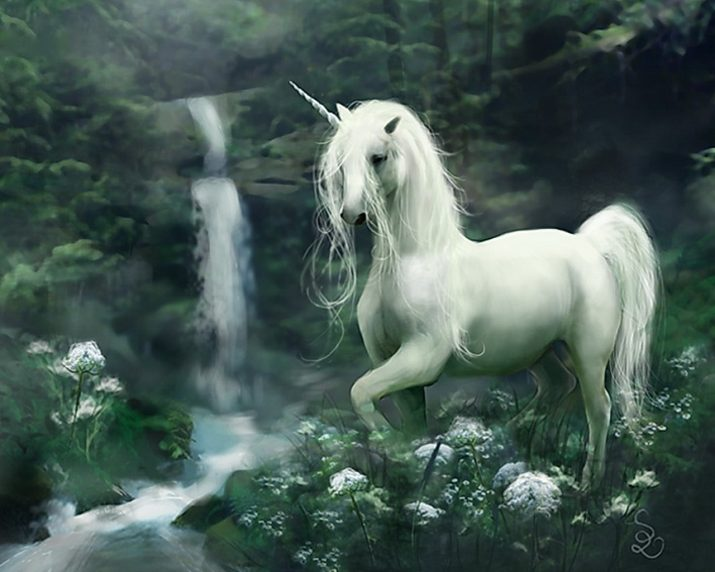 Unicorn wallpaper 1
