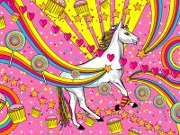 Unicorn wallpaper 35
