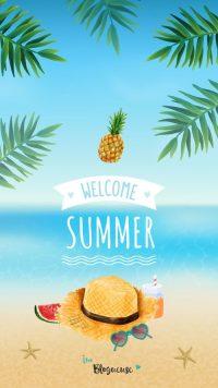 Hello Summer Wallpaper 32