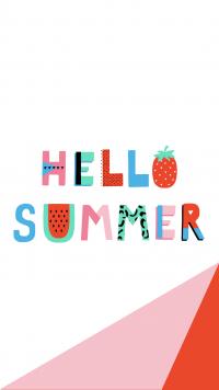 Hello Summer Wallpaper 20