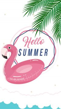 Hello Summer Wallpaper 25