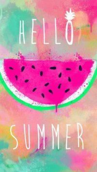 Hello Summer Wallpaper 18