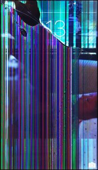 Broken Screen Wallpaper 32