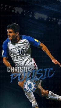Christian Pulisic Wallpaper 25