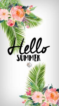 Cute Summer Wallpaper 1