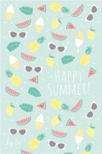 Cute Summer Wallpaper 12