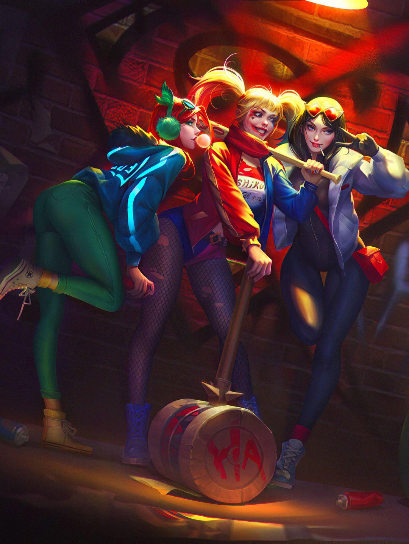 Harley Quinn Wallpaper 5
