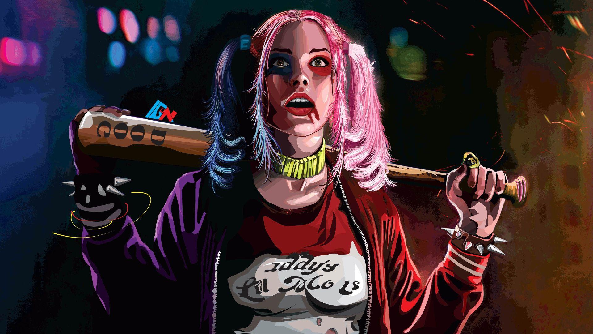 Harley Quinn Wallpaper 3