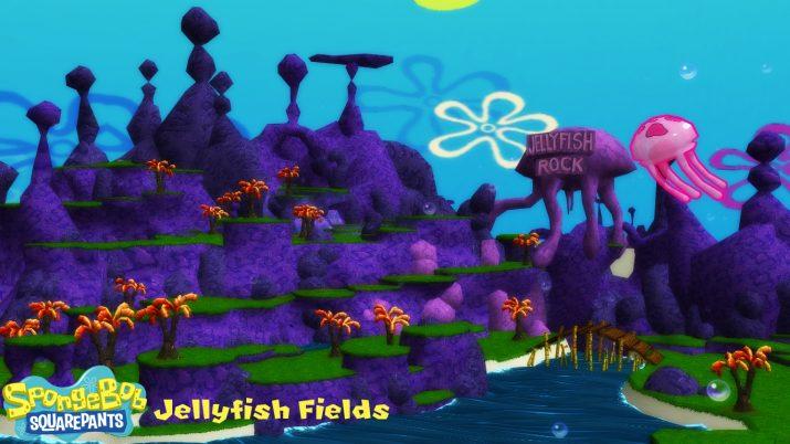 Jellyfish Fields Wallpaper 1