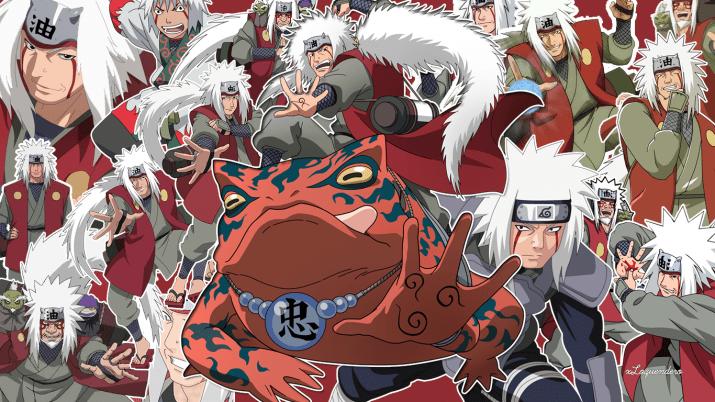 Jiraiya wallpaper 1
