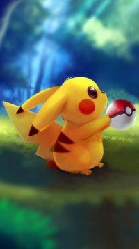Pikachu Wallpaper 12